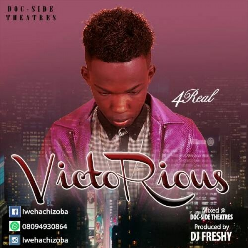 Download: 4Real - Victorious